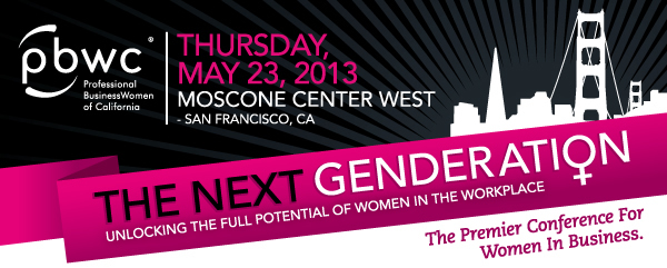 The Next Genderation: PBWC Conference, May 23, 2013