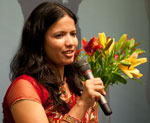 Sunita Basnet speaks