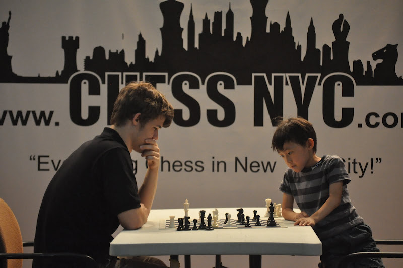 Chess NYC & The Marshall CC | FIDE Cash Tournaments For All