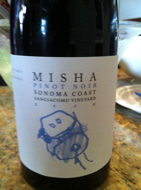 Misha Wine