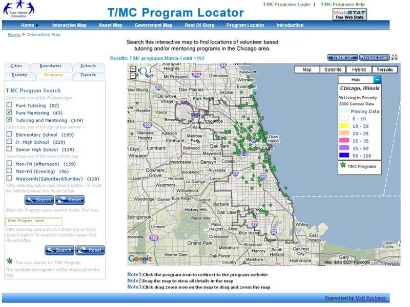 Program Locator