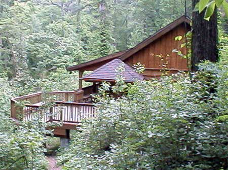 Garden Hills Rec Center - Hill Side