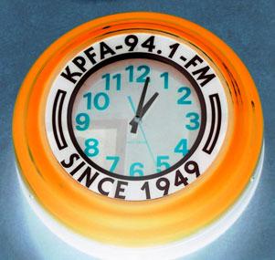kpfa clock