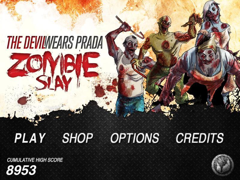 Zombie Slay Screen Shot