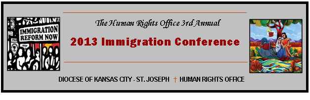 Immigration Conference-Event Home