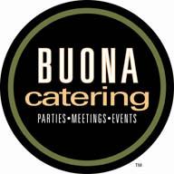 Buona Catering logo