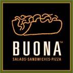 Buona restaurant logo