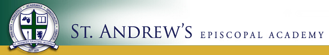 St. Andrew's Epsicopal Academy Logo