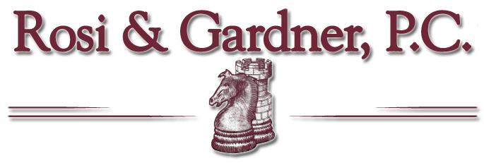 Rosi & Gardner logo