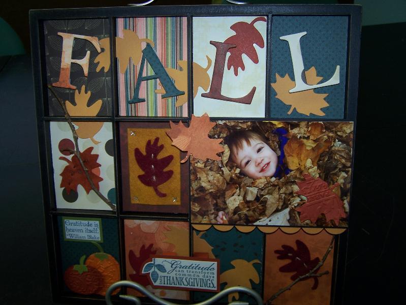 fall tray