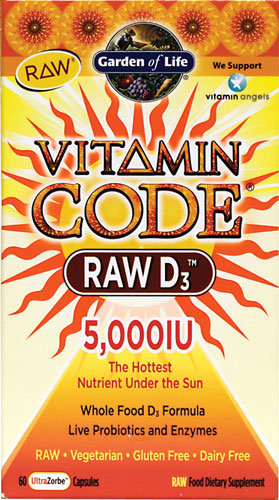 Garden of Life Probiotic Supplement