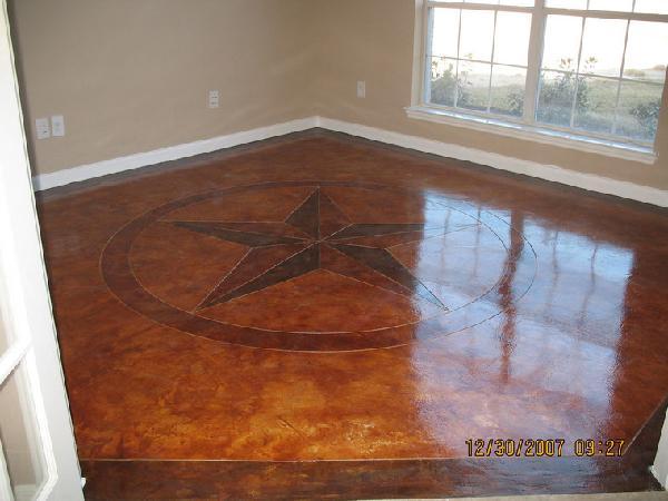 Decorative Concrete Floor Finishes : Emulsion floor finish gurus
