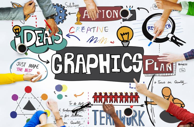 Graphic Graphics Illustration Creative Design Concept