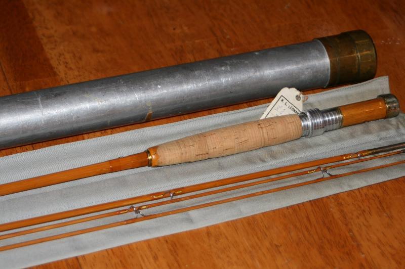 Hl Leonard Bamboo Fly Rods For Sale