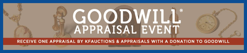 Goodwill Appraisal Event