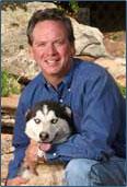 Alan with Dog