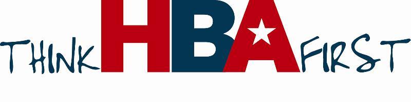 HBA Logo Think First