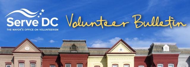 Serve DC Volunteer Bulletin