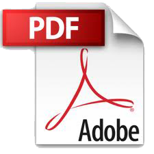 Adobe PDF Logo-Icon