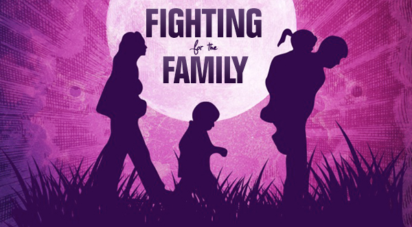 Fighting for the Family Sermon Series