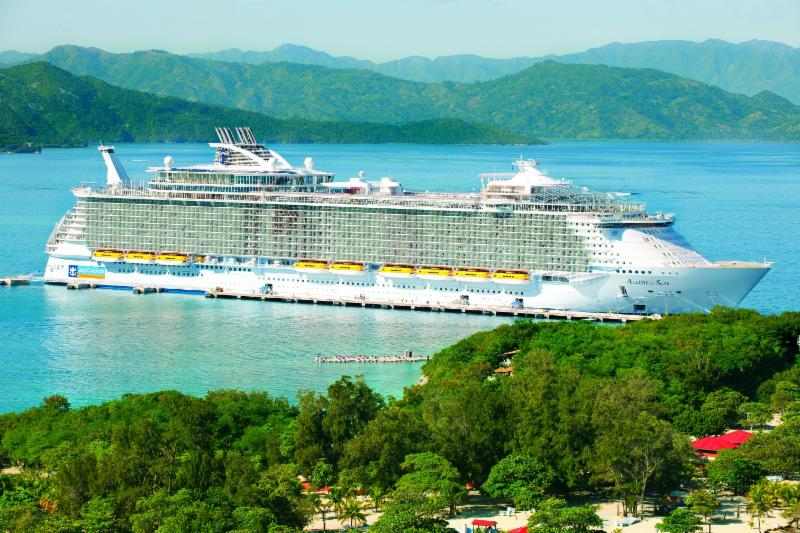 Royal Caribbean Promo