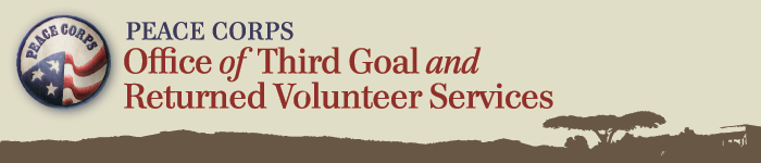 Third Goal and Returned Volunteer Services