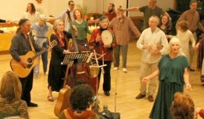 dance musicians