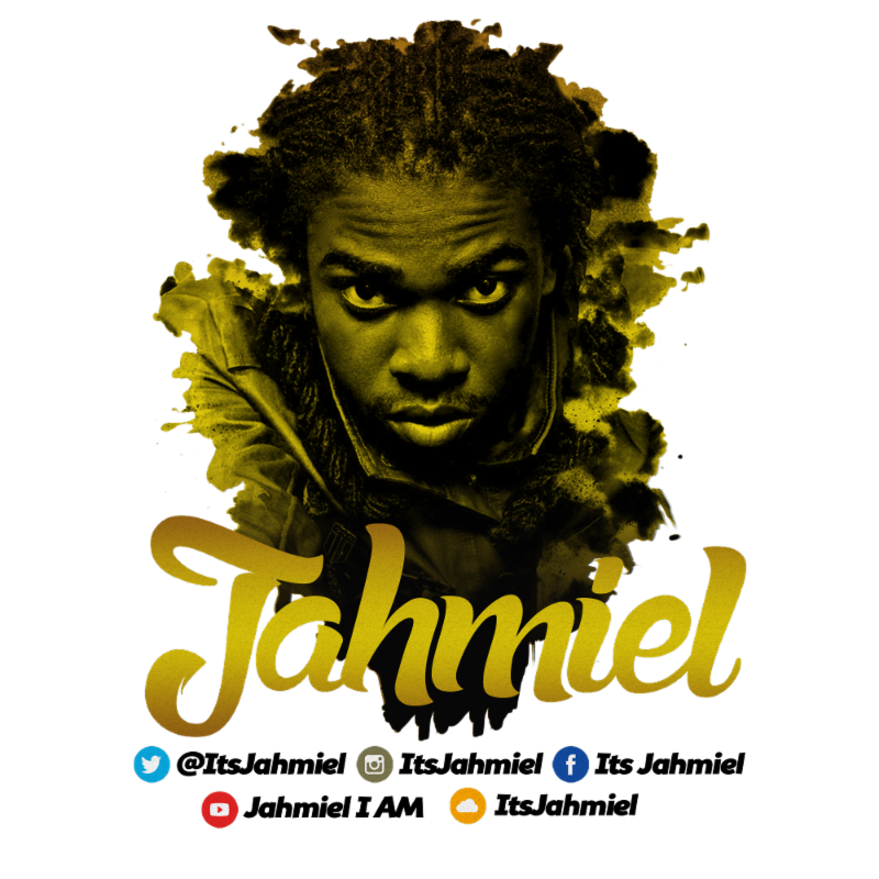 Jahmiel Logo