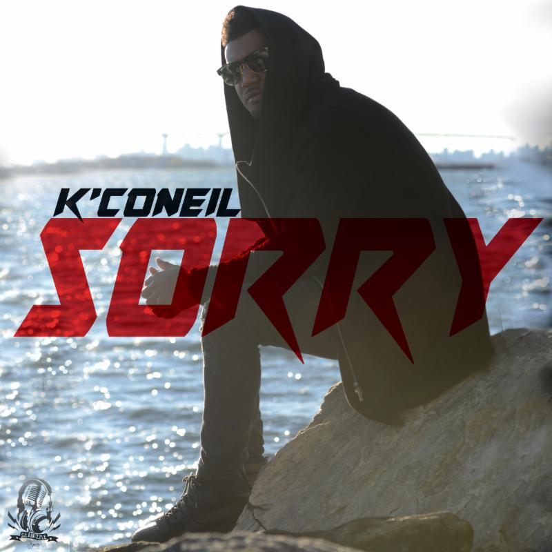 Recording Artist K'Coneil Release 'Sorry' (REMIX) Video 5