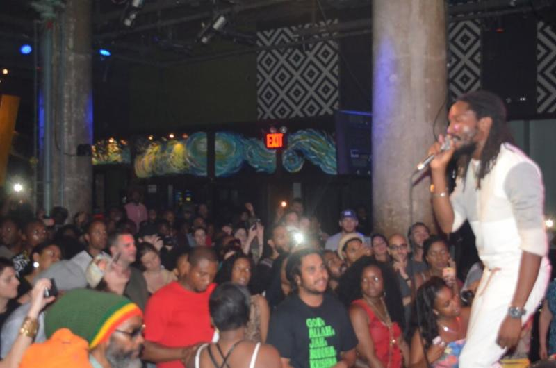 Kabaka Pyramid & Iba Mahr Wraps Up Young Lion Tour with a Stellar Finale in New York City 6