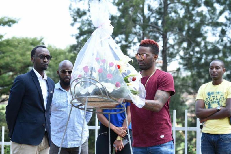 Dancehall Star Konshens Ring in the New Year in Rwanda 7