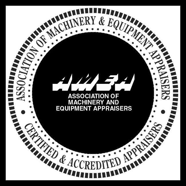 AMEA Round Logo Reversed