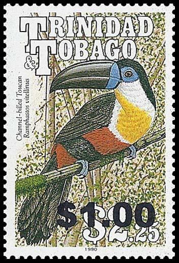 trinidad overprint