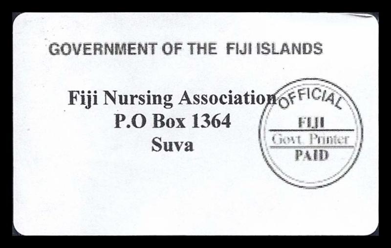 Fiji Stationery