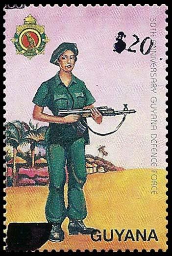 Guyana prov 01
