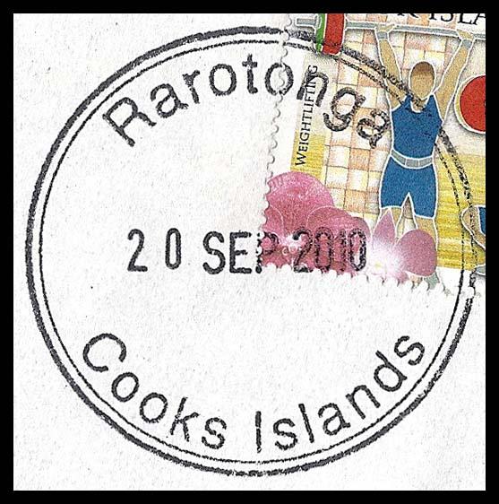Cooks Island