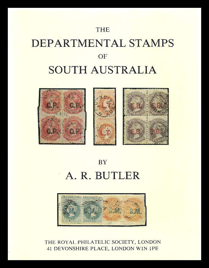 SA Departmentals AR Butler