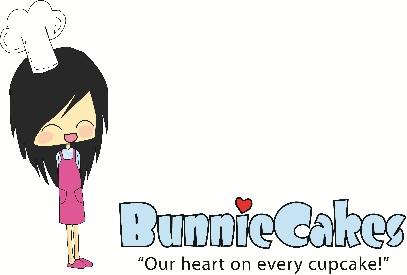 Bunnie Cake logo