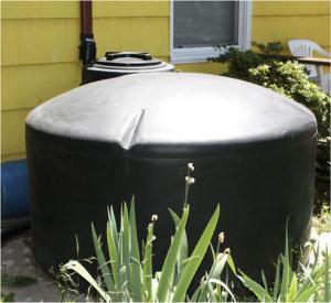 Portland Purple Water Cistern