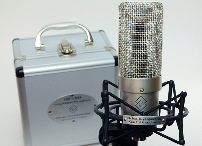 MJE-LR44 Ribbon Microphone - the Coles 4038 alternative