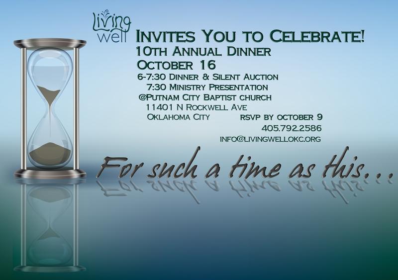 DINNER INVITE 2012