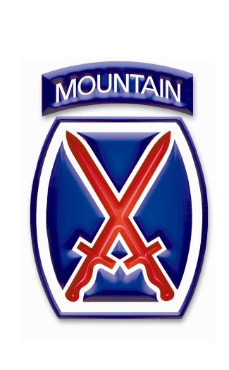10th Mt. Division