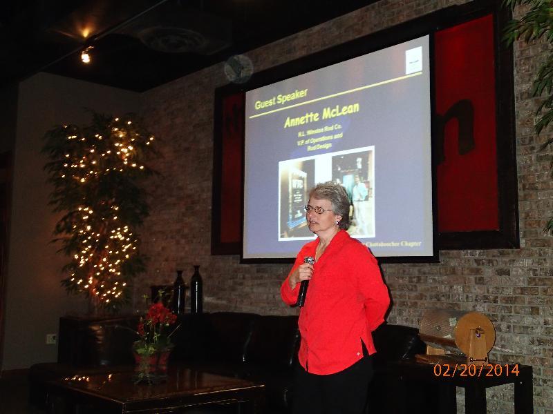 Annette McLean speaker
