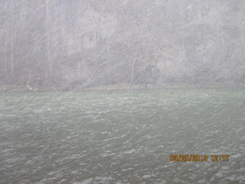 South Holston snow