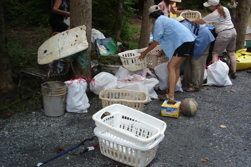 River Clean Up