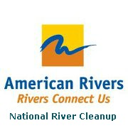 American Rivers National River Cleanup