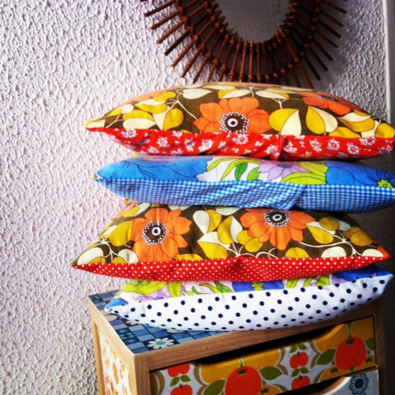 Pomme de Jour cushions