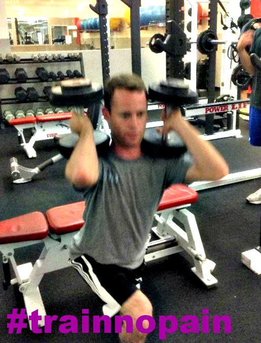 how to train with a personal trainer