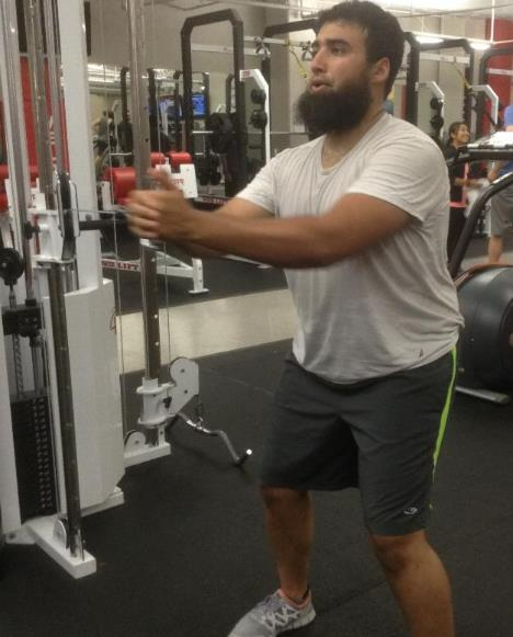 3 Tips For Fixing Muscle Imbalances Featuring September's Client of The Month Faisal B.  | Dylan Conrad Fitness | Personal Trainer in West Los Angeles