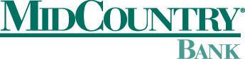 MidCountry Bank logo
